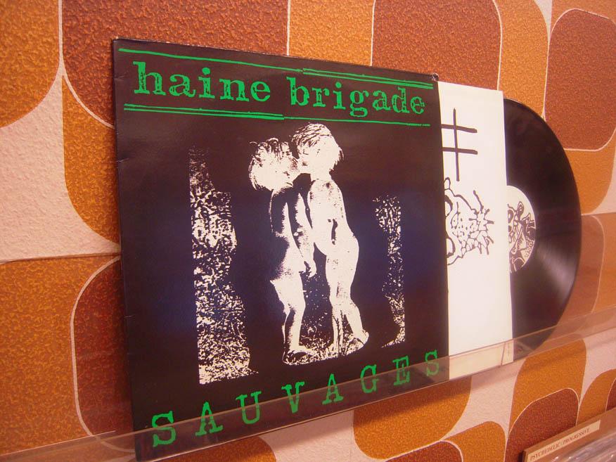Haine Brigade Sauvages